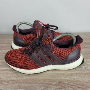Adidas Ultra Boost Noble Red Primeknit Running